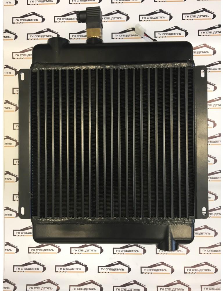 Маслоохладители - теплообменники для охлаждения гидросистемы RUV43386