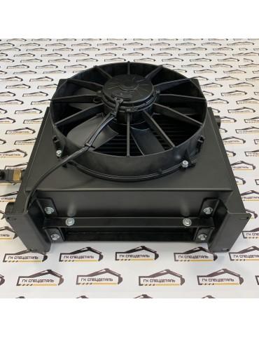 Маслоохладители - теплообменники для охлаждения гидросистемы RUV 43773