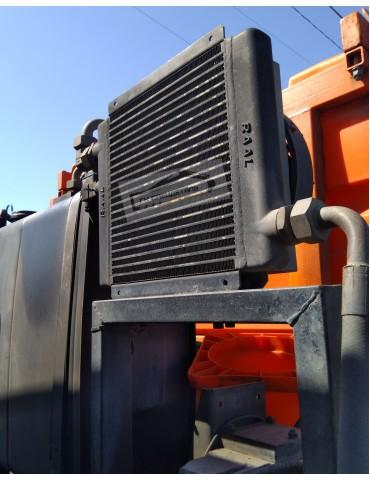 Маслоохладители - теплообменники для охлаждения гидросистемы RUV 44129