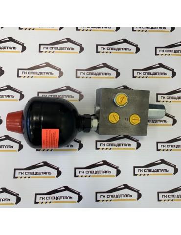 Блок питания серии SUH с пневмогидроаккумулятором